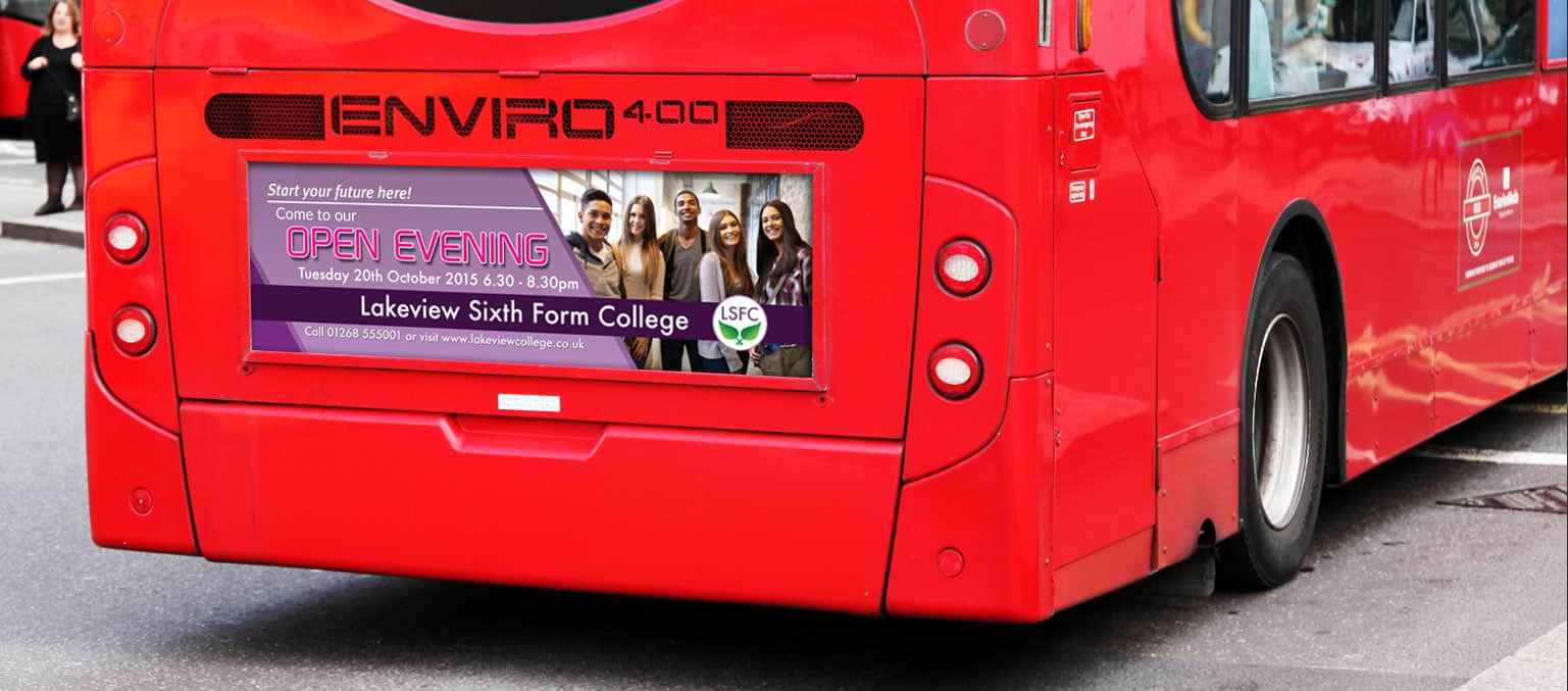 bus advertising campaigns for schools banner image