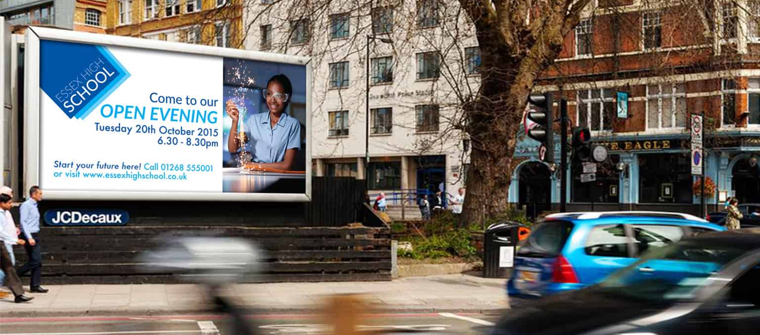 billboard advertising for schools and colleges header image 3