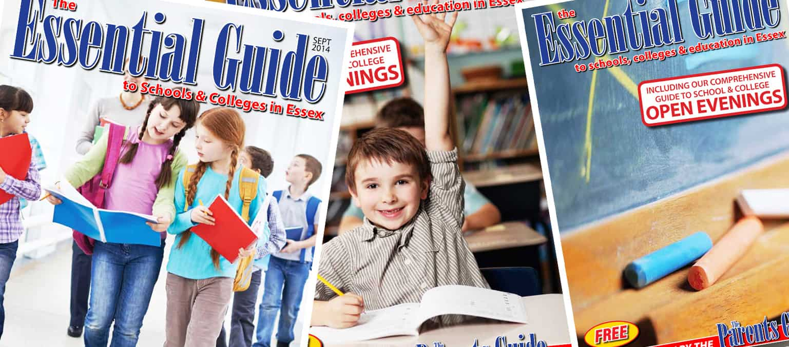 The Essential Guide to Schools in Essex and South East London Guide Book Image